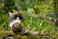 Snow Faeries in Winterland — Lavender & Lark Needle Felted Animals, Felt Animals, Dream Fantasy, Fantasy Art, Wet Felting, Needle Felting, Felt Fairy, Soft Sculpture, Ceramic Sculptures