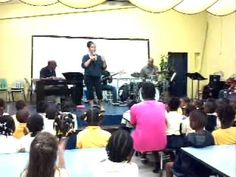 United Jazz Foundation JESS pt 1 of 6 St. John, VI May 20, 2015