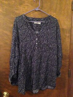 Faded Glory Ladies blouse XXL