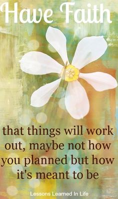 Have faith quote Faith quotes ♥✤ | KeepSmiling | BeStayFaithful