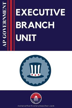 Take your teaching a step higher with this complete 10 day unit on the Executive branch for teaching AP US Government and Politics. The branches of government + checks and balances are so important to make sure students understand. Use this rigorous and comprehensive curriculum to make sure students understand the role of the Executive branch! There are over 100 products in ONE package! #notanotherhistoryteacher #apgov