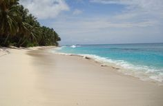 Just a little piece of paradise in the Mentawais. #islands #beach #tropical