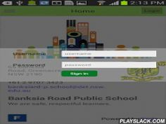 Banksia Road Public School  Android App - playslack.com ,  Welcome to the Banksia Road Public School App on your Android smartphone.The best way to always keep in touch and be informed about what's happening at your school. With carefully thought out features by parents for parents, students and other members of the school community. Keeping it simple and straight makes it sharp and reliable.Feature Rich CalendarYou can share all community events and reminders through the calendar. It always…