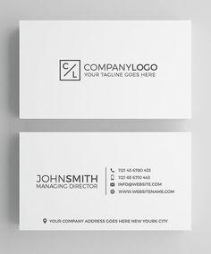 Minimal Modern Business Card Design – Design is art Lawyer Business Card, Business Cards Layout, Professional Business Card Design, Minimalist Business Cards, Simple Business Cards, Business Card Design Modern, Creative Business, Visiting Card Design, Name Card Design