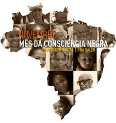 The National Day of African Conciousness was established in Brazil to honor Zumbi who led the creation of Palmares against Portuguese enslavers led by the Mbundo clan of Angola! 125 miles wide, with 9 villages and 50000 liberated Africans!