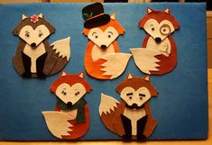 Fun with Friends at Storytime: Sly Foxes!
