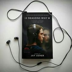 "The Netflix tie-in edition of THIRTEEN REASONS WHY is available today! Includes color photos from the series and exclusive interviews I conducted with Dylan Minnette (""Clay""), Katherine Langford (""Hannah""), Christian Navarro (""Tony""), Brian Yorkey (creator/writer/producer), Tom McCarthy (director/producer), and Mary Weber (YA author/friend/extra). #netflix #13ReasonsWhy"