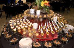 dessert table yummies!