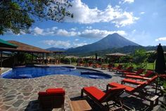 Hotel Nayara Hotel and Gardens - Arenal Luxury Hotel
