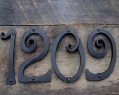 Metal Projects, Welding Projects, Welding Art, Art Projects, Wine Bottle Tiki Torch, Metal House Numbers, La Forge, Iron Forge, Blacksmith Projects