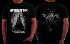 DYING FETUS- Reign Supreme- American death metal band , T_shirt, SIZES:S to 6XL…