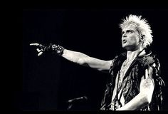 English Punk Bands 80s | ... Broad , 30 November 1955 in Middlesex) is an English rock musician