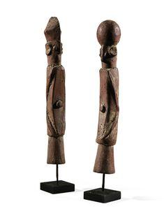 Michel, African Art, Paris, Collection, Montmartre Paris, Paris France, African Artwork