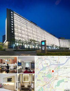O hotel goza de uma localização estratégica no Xu Zhuang Software Park, com acesso direto à rede de transportes públicos. O hotel de negócios apresenta uma localização privilegiada, nas imediações do centro da cidade e de estabelecimentos industriais. Para estarem em contacto com a natureza numa cidade agitada, os hóspedes poderão visitar a colina Zhongshan e a montanha Zijin, situadas a apenas 3 km.