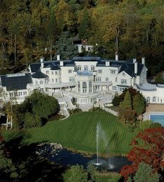 Uptown Court: The most expensive home in the UK - 103 rooms, 50,000sq ft, five swimming pools, marble driveway...