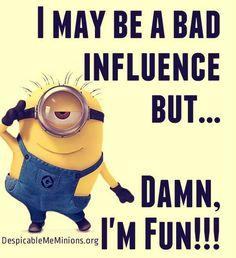 Top 40 Funny despicable me Minions Quotes #humor quotes