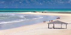 Ponta de Santo Cristo Beach, São Miguel do Gostoso - RN - Brasil