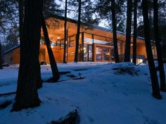 Casa Lago Eels by Altius Architecture {gasp... sputter, sputter... i die}