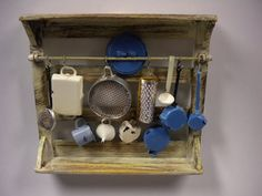 Miniature Alemikimikrì: mobili