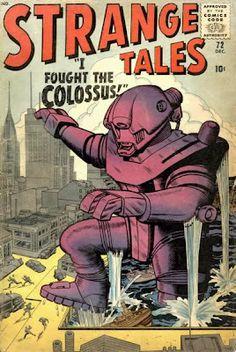 Strange Tales. The Colossus