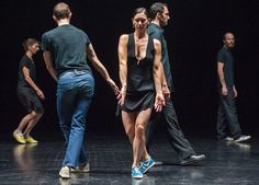 Out of Darkness Comes Light, Movement and Music Rosas Performs 'En Atendant' and 'Cesena' at BAM