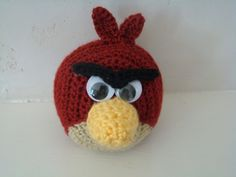 Angry Birds – 21 free patterns to crochet – Grandmother's Pattern Book – Christmas in July!