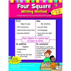 FOUR SQUARE WRITING METHOD GR 7-9