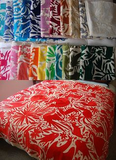 Otomi Textiles from Jarcanda Home | by MY DOG-EARED PAGES