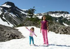 10 easy PNW hikes to do with kids