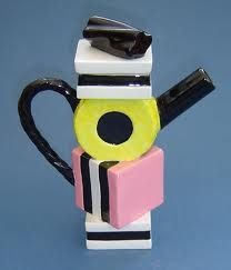Licorice All-Sorts Teapot.  I love these candies, and so did my Dad.