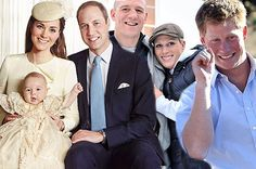 Royal family 2014: Prince George birthday, new royal baby and wedding? - Mirror Online