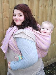 Wrap carries with each wrap length and by body type with pictures- great guide! By Wrap Your Baby