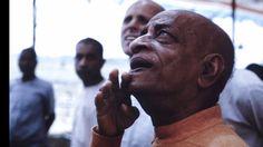 Шрила Прабхупада - как правильно повторять Харе Кришна.