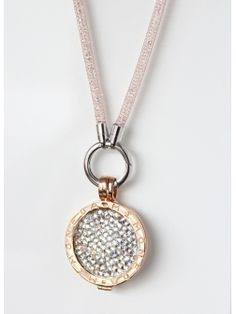 Mi Moneda ketting Deluxe 925 Silver Rosegoud plated