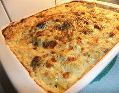pot marigolds: God fiskgratäng med broccoli och purjo