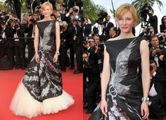 Cate on the Carpet (with Alexander, 2010)