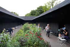 Serpentine Gallery Pavilion 2011 by Peter Zumthor photographed by Hufton + Crow - Dezeen