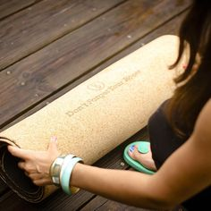 If you missed out on our #kickstarter. You can #preorder Roots, our new cork #yoga mats at www.ilovegurus.com We should start shipping in late August! #corkyogamat #yoga #instayoga #yogagear #yogamat #yogaoutside