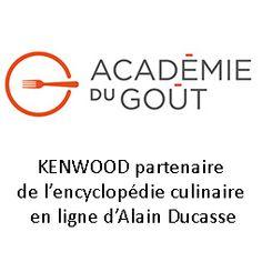 Partenaire de l'Académie du Goût
