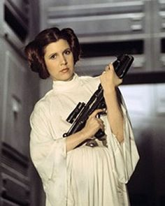 One of my Top 5 kick-ass (fictional) female role models.