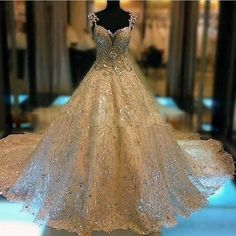theglamaddict's photo on Instagram wedding gown