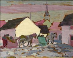 Specialists in selling artwork by Albert H. Robinson and other Canadian artists for over sixty years. Contact us to sell your artwork by Albert H. Canadian Artists, Landscape, Masters, Artwork, Painting, Oil, Color, Things To Sell, Master's Degree