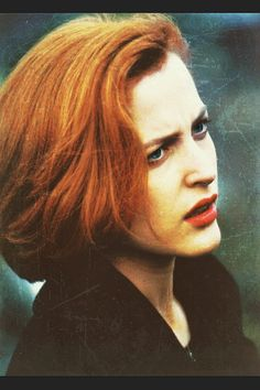 Dana Scully [X-FILES]