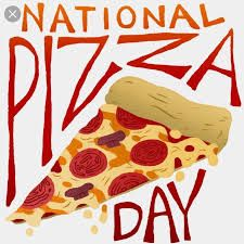 National Pizza Party Day Google Search National Pizza Pizza Day Pizza