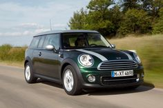 MINI Clubman: made for all those who just need more.