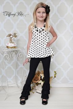 Create Kids Couture - Charity's Top PDF Pattern. This adorable new pattern comes in 4 different styles! You can choose a swing top option, a swing top with insert, a Hi-low or a handkerchief style option. Available in girl, tween, and women's sizes.