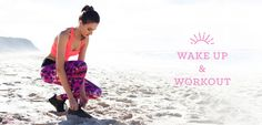 Wake Up & Workout: 7 Foolproof Strategies To Get You Moving In The Morning! | Move Nourish Believe