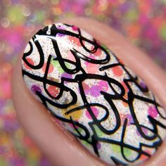 What's Up Nails Stamping Plates and Water Decals Review >> Nail Polish Society