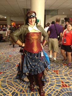 Steampunk Wonder Woman | Flickr - Photo Sharing!