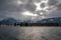 Check out Storm in the mountains by ChristianThür Photography on Creative Market